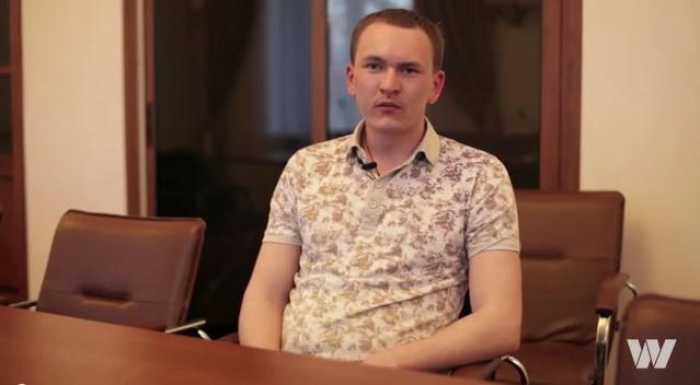 Фото Дмитрия, видео отзыв об обучении в Академии Победителей