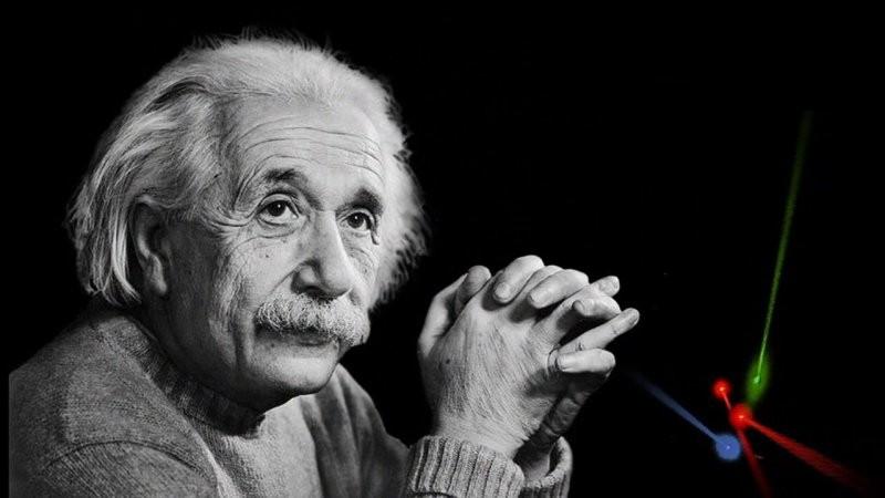 Фото Альберта Эйнштейна к статье на сайте Академии Победителей