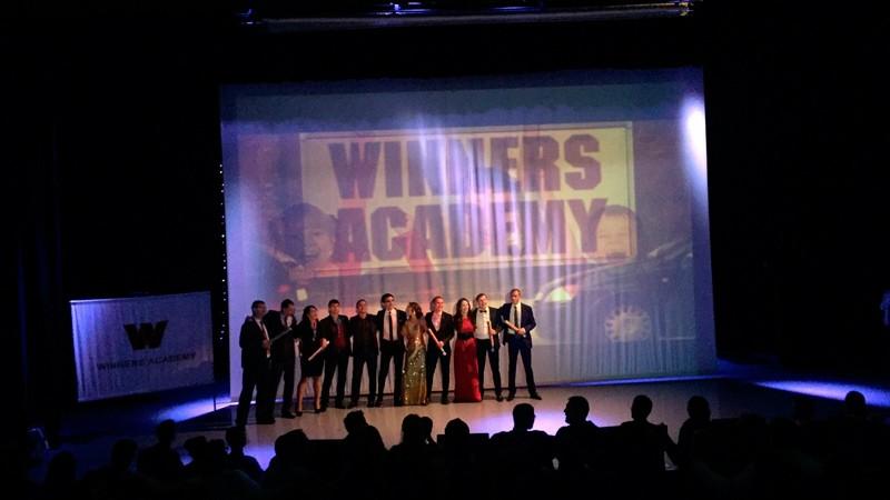 Фото с первого международного бизнес-форума Winners Academy