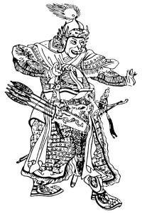 Субудай - лучший полководец Чингисхана
